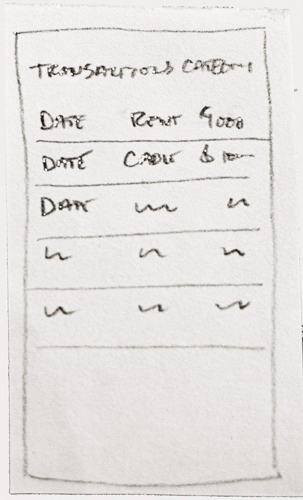 sketch transactions
